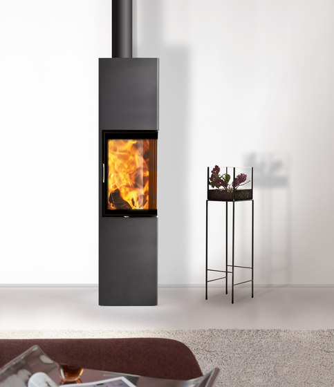 Slim 2.0 by Austroflamm | Wood burning stoves