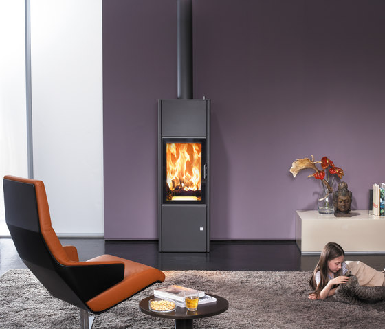 Yan Xtra by Austroflamm | Wood burning stoves