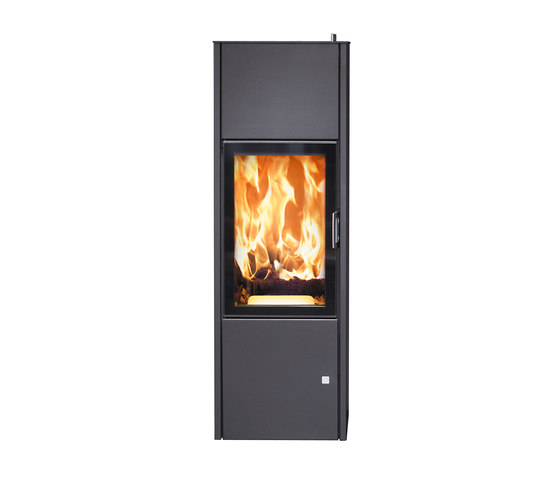 Yan Xtra by Austroflamm   Wood burning stoves