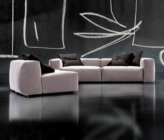 Aspettami by Erba Italia | Modular seating elements