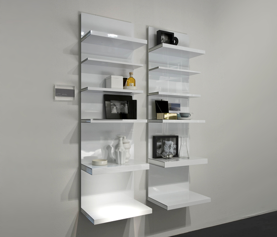 All bookcase by Former | Office shelving systems