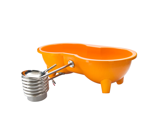 Dutchtub 2P by Weltevree | Outdoor bathtubs