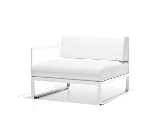 Sit side module by Bivaq | Garden armchairs