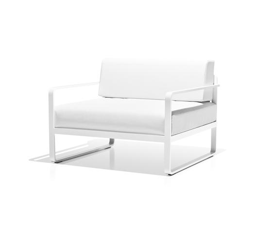 Sit sofá 1 plaza de Bivaq | Sofás de jardín