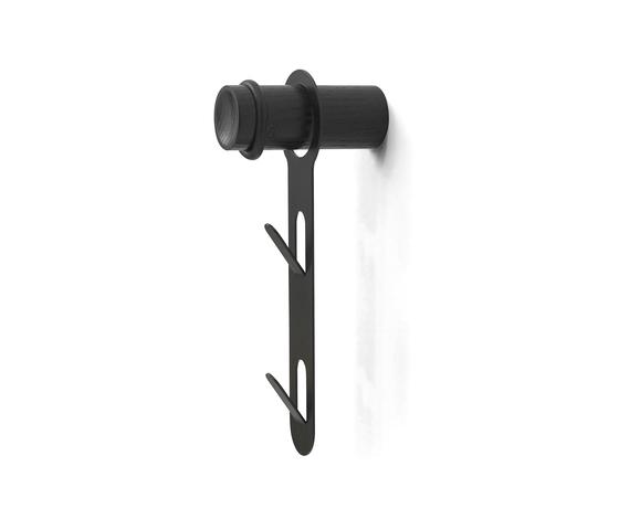 Knob KNI, KNH2 by Karl Andersson | Coat hooks