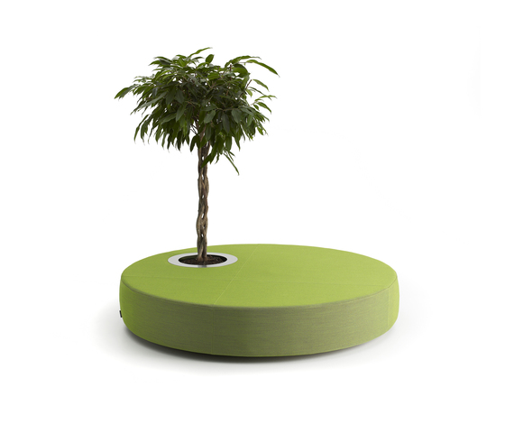 Green Islands de OFFECCT | Maceteros