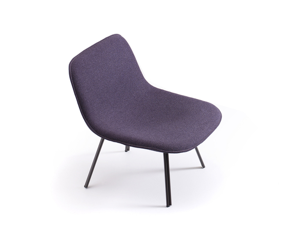 Pal von OFFECCT | Loungesessel