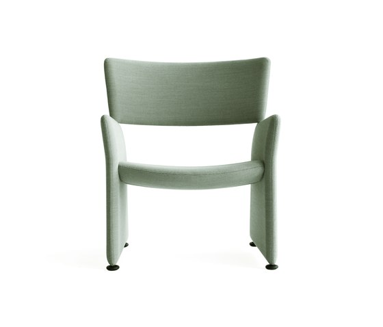Crown Easy Chair von Massproductions | Loungesessel