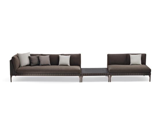 MU Sofa von DEDON | Gartensofas