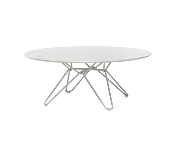 Tio Circular Coffee Table Laminate von Massproductions | Couchtische
