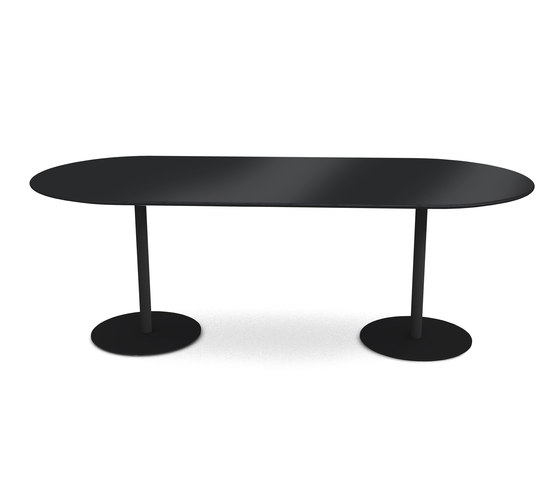 Odette Table by Massproductions | Cafeteria tables