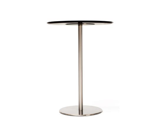 Odette Bar Table Round Laminate von Massproductions | Bartische