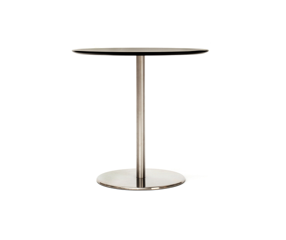 Odette Dining Table Round  Laminate von Massproductions | Kantinentische