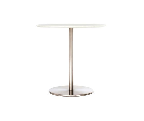 Odette Dining Table Round Marble von Massproductions | Restauranttische