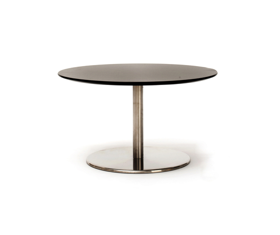 Odette Low Table Round Laminate von Massproductions | Couchtische