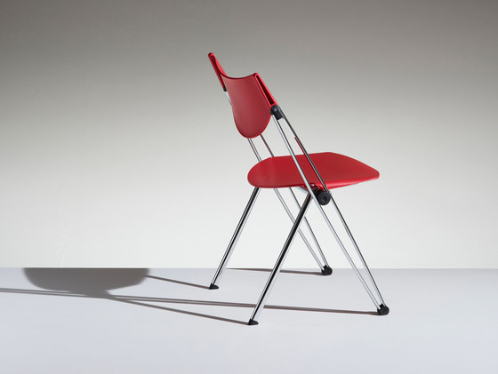 Conpasso fixed chair de Lamm | Sillas