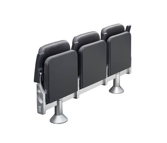 Space Plus by Ascender | Concert seating