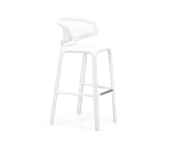 Seashell Barstool by DEDON | Bar stools