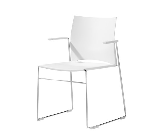 Slim by Inclass | Visitors chairs / Side chairs