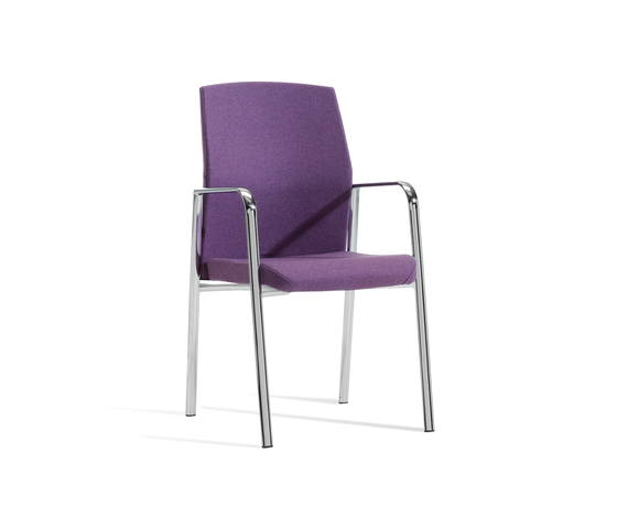Zen XT by Inclass | Visitors chairs / Side chairs