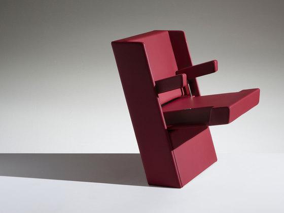Genya by Lamm | Auditorium seating