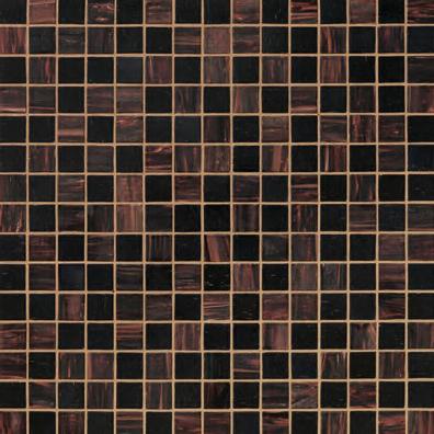 Amber Collection | Cecilia von Bisazza | Glas-Mosaike