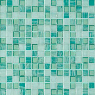 Aqua Collection | Mariolina de Bisazza | Mosaicos de vidrio