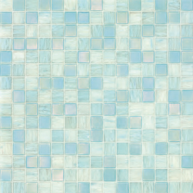 Blue Collection | Emanuela de Bisazza | Mosaïques verre