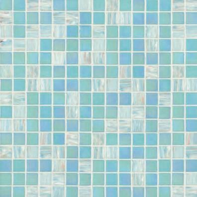 Blue Collection | Audrey de Bisazza | Mosaïques verre