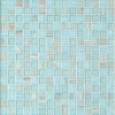 Blue Collection | Teresa di Bisazza | Mosaici vetro