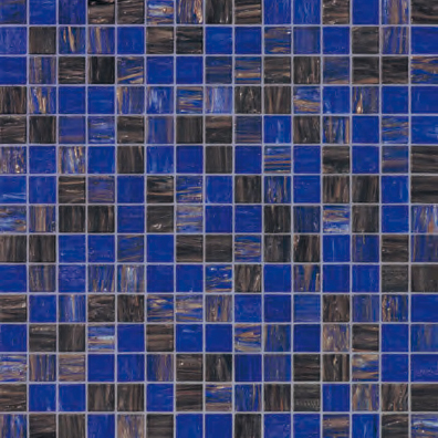 Blue Collection | Elsa de Bisazza | Mosaïques verre