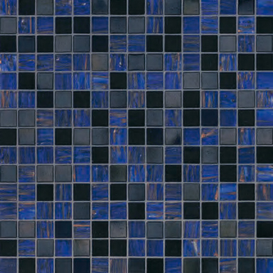 Blue Collection | Cristina by Bisazza | Mosaics square