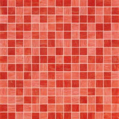 Rose Collection | Silvia von Bisazza | Glas-Mosaike