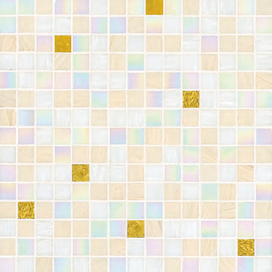 Gold Collection | Alessandria di Bisazza | Mosaici in vetro