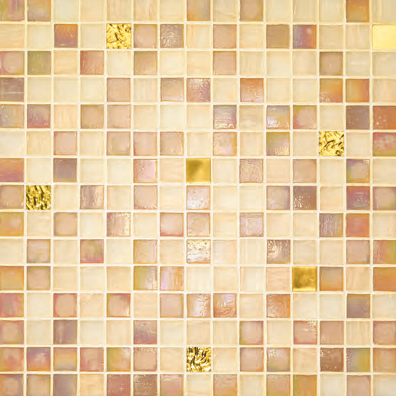 Gold Collection | Cleopatra by Bisazza | Glass mosaics