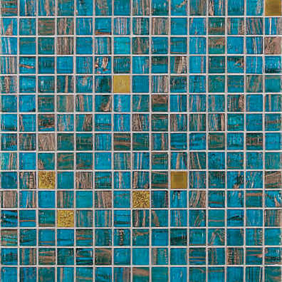 Gold Collection | Paolina by Bisazza | Glass mosaics