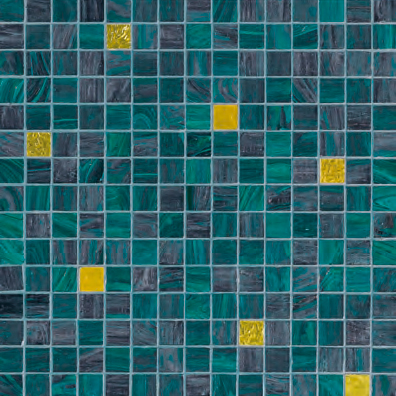 Gold Collection | Caterina by Bisazza | Glass mosaics