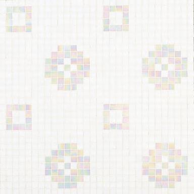 Petit Four Bianco de Bisazza | Mosaïques