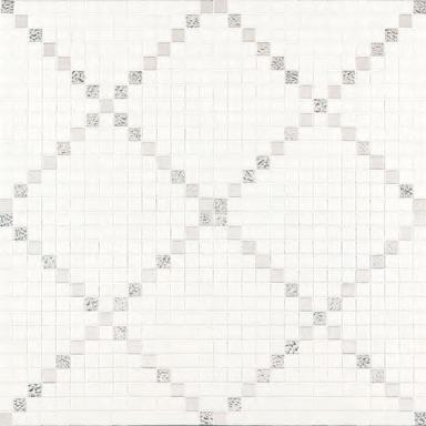 Rete Oro mosaic de Bisazza | Mosaïques verre