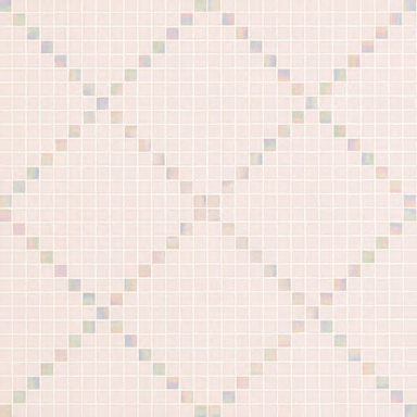 Rete Rosa mosaic by Bisazza | Mosaics