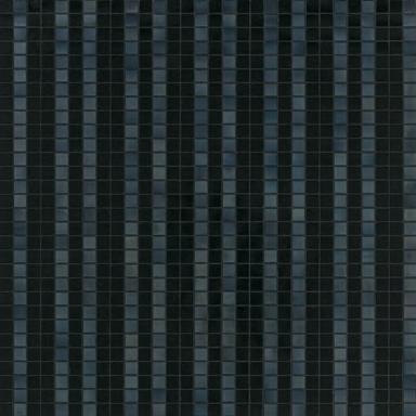 Righe Nere mosaic di Bisazza | Mosaici vetro