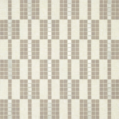 Alternance Grise Mosaic by Bisazza | Glass mosaics