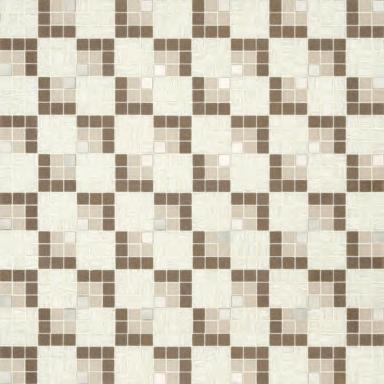 Vibration Grise Mosaic by Bisazza | Glass mosaics
