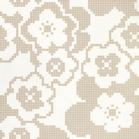 Garden Grey mosaic von Bisazza | Glas Mosaike