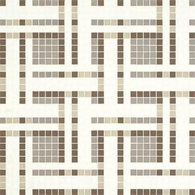 Gate Grey mosaic by Bisazza | Glass mosaics