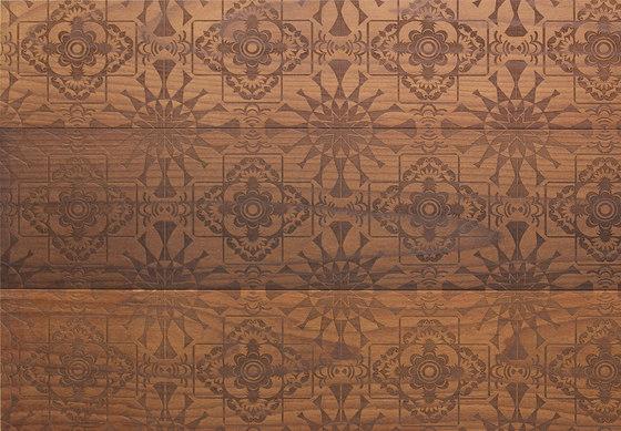 mafi Carving Nana I. brushed  |  natural oil by mafi | Wood flooring