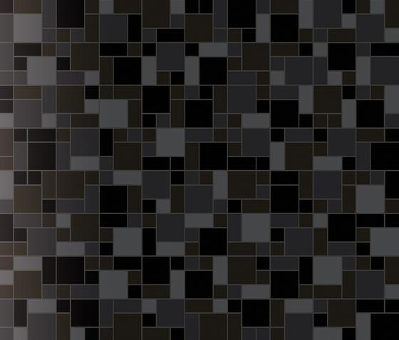 Squares Dark von Porcelanosa | Keramik Fliesen