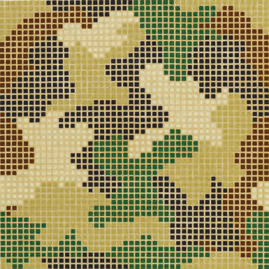 Mimetico A von Bisazza | Glas Mosaike