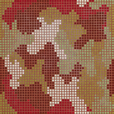 Mimetico C by Bisazza | Glass mosaics