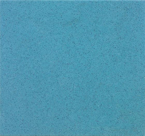 Codex Azzurro (12) glass tile by Bisazza | Glass flooring